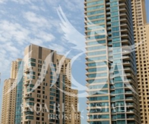 Al Sahab 1 - 3 BR Podium Level Apartment with Maid's Room in Dubai Marina